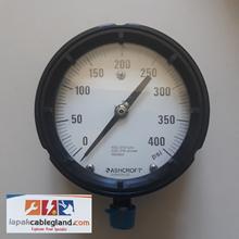 Pressure Gauge ASHCROFT 4-1/2 inch pressure transm