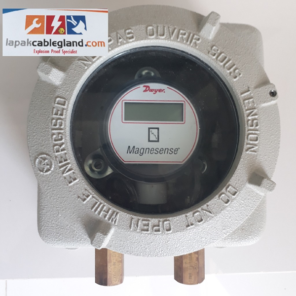 Differential Pressure Transmitter DWYER AT2 series range 250-1250 Pa
