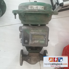 Control Valve FISHER second hand c/w positioner size 1