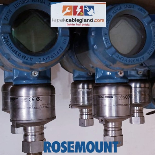 Pressure Transmitter ROSEMOUNT 3051 S series 2nd hand good condition highest accuracy