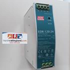 DIN Rail Power Supply Industri MEANWELL 5A 24Vdc 120W EDR-120-24 1