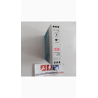 DIN Rail Power Supply Industri MEANWELL 3A 5Vdc 20W MDR-20-5 1