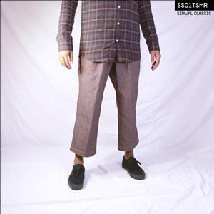 Sirwal Syar'i-Celana Muslim Pria-Sirwal Classic Swarna-Stretch Hitam