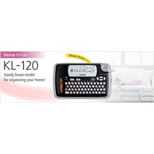 Casio KL 120 Label Printer