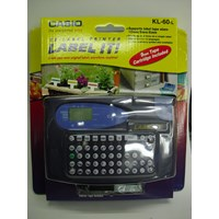 Mesin Label Printer Casio KL 60