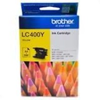 Brother Tinta Printer LC 400 yellow