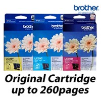 Tinta Printer Brother LC-39 CMY