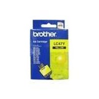 Tinta Printer BROTHER LC 47 Yellow