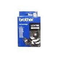 BROTHER LC 47 Tinta Printer Hitam