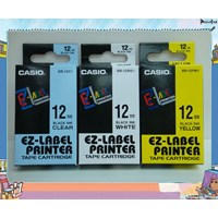Jual Ink Lebel Casio 12mm