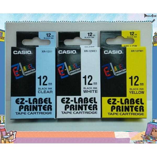 Pita Coding Ink Lebel Casio 12mm