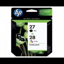 HP Inkjet Combo Pack 27dan 28