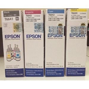 Tinta Epson T6641 Black