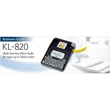 Lebeling Casio KL-820