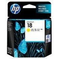 Jual HP Ink Cartridge 18 B C M Y 2