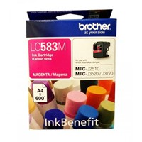 Distributor Cartridge Brother LC583 B CMY 3