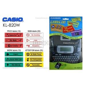Casio EZ-Label Printer