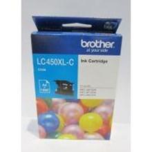 TINTA  BROTHER LC-450XLBK CMY