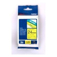 Jual  BROTHER TZe TAPE  631 YELLOW 24MM