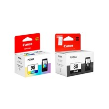 Canon Cartridge PG-88 Black + CL-98 Color