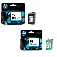 HP 93+92 1