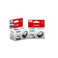 Canon Cartridge PG-745 Black + CL-746 Color