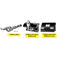 Jual Station Box dan Station key