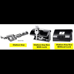 Station Box dan Station key