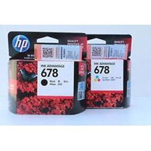 TINTA Printer HP 678