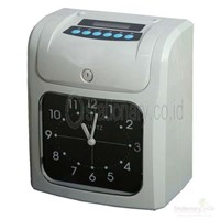 Mesin Absensi Time Recorder Manual KOZURE KZT-1200