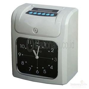 Mesin Absensi Time Recorder Manual KOZURE KZT-1200