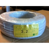Cable Marker - MARK SERIES TUBE WHITE 3.2MMX200M 1