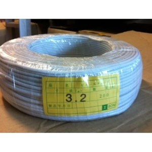 Cable Marker - MARK SERIES TUBE WHITE 3.2MMX200M