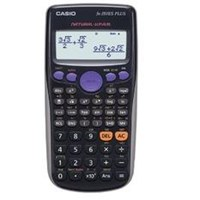Kalkulator Casio Scientific FX-350ES Plus - Hitam