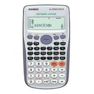 Dari Kalkulator Casio fx-570ES Plus Standard Scientific 0