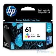 TINTA HP 61 BLACK & color