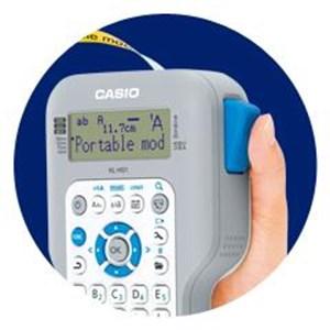 Dari CASIO KL - Sistem Pelabelan - HD1 - Labelprinter 0
