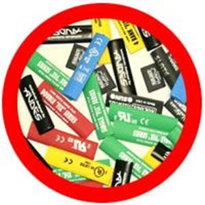 Cable Marker - Heat Shrink Markers