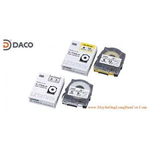 Label Marker Letter Twin Tape   LM TP505W