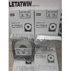Label Marker Letter Twin Tape Cassette LM-TP509W 1