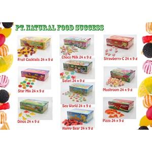 Permen Jelly Funny Bear Halal