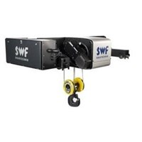 SWF Krantechnik Hoist & Overhead Travelling Crane
