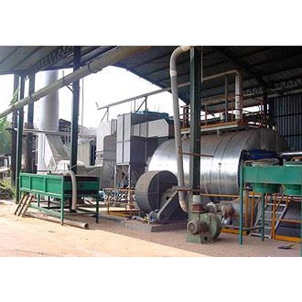 Boiler Pabrik Sawit