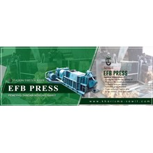 EFB Press (Palm Empty Fruit Bunch Press Machine)