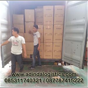 Pengiriman Kontainer Ke Banjarmasin Door To Door By Adinda Jaya Logistics