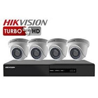 [CCTV Keamanan] Paket Kamera Hikvision HD 2MP 4Channel
