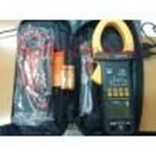 Digital Clampmeter Atau Tang Ampere Merk Constant 600Acdc