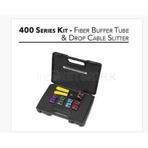 Fiber Buffer Tube & Drop Cable Slitter Ripley 400 Series Kit