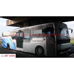 (Car Branding) Branding Sticker Mobil By Artwork-Ads