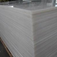 Plastik HDPE Sheet